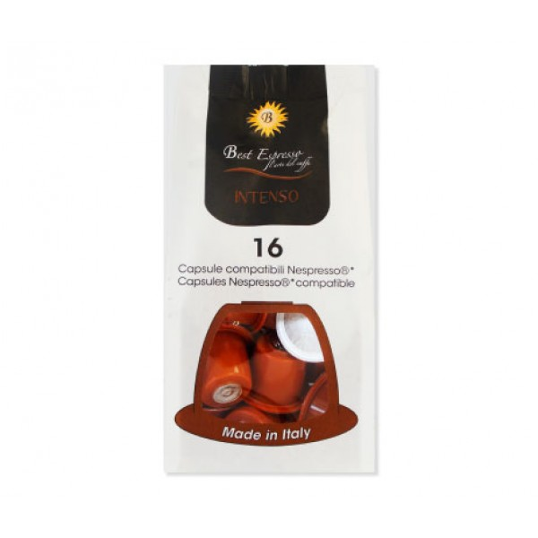intenso delux coffee nespresso compatible. Black Bedroom Furniture Sets. Home Design Ideas