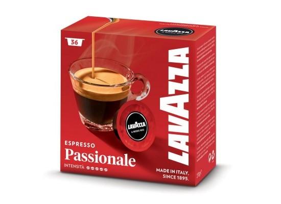 00a68ef5fbe9 Passionale 36 capsules Lavazza A Modo Mio (formerly Appasionatamente)
