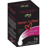 Ginseng Coffee A Modo Mio compatible  - Italian Coffee -