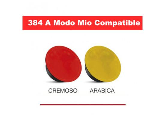 A Modo Mio capsules - 384 capsules Lavazza A Modo Mio compatible by Italian Coffee