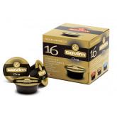 Gold Arabica 16 Lavazza A Modo Mio Compatible coffee capsules by Covim