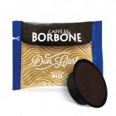 BLU  Blend 100 Don Carlo coffee capsules compatibile with A Modo Mio by Borbone **PRE-ORDER**