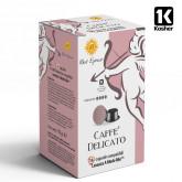 Delicato coffee capsules A Modo Mio Compatible by Best Espresso
