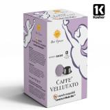 Vellutato espresso coffee capsules A Modo Mio Compatible by Best Espresso