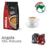 Angola Single Origin 100% Robusta Coffee - 12  Coffee Capsules Caffitaly Compatible by Italian Coffee
