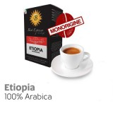 Ethiopia Single Origin 100% Arabica 12 Espresso Point capsules by Best Espresso