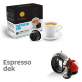 Decaf - 16 Coffee Capsules Dolce Gusto Compatible by Best Espresso