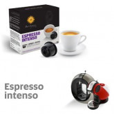 Intenso - 16 Coffee Capsules Dolce Gusto Compatible by Best Espresso