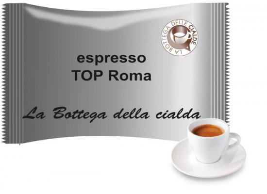 Top Roma  - 50 capsules  Lavazza BLUE compatible La bottega