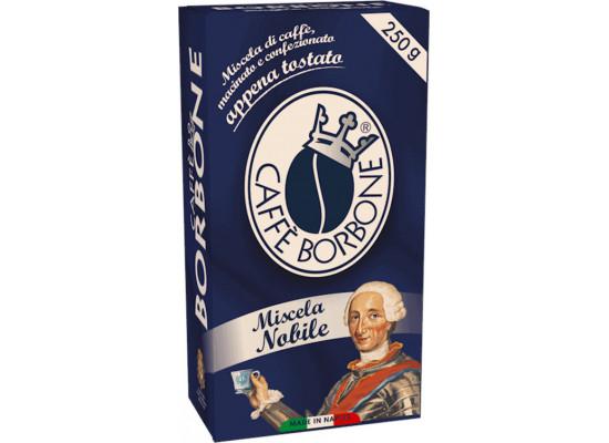 NOBILE Blend Groound coffee 250gr pack by Borbone