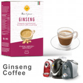 Ginseng Coffee  - 30  Coffee Capsules Caffitaly Compatible by Best Espresso (10x3)