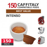 Intenso - 150  Coffee Capsules Caffitaly Compatible by Best Espresso