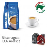 Nicaragua Single Origin 100% Arabica Coffee - 12  Coffee Capsules Caffitaly Compatible by Italian Coffee