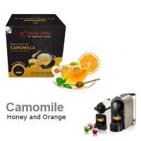 ORANGE CAMOMILE - Italian Coffee -