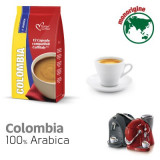 Colombia Single Origin 100% Arabica Coffee - 12  Coffee Capsules Caffitaly Compatible by Italian Coffee
