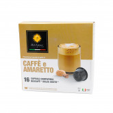 Amaretto coffee - 16  Capsules Dolce Gusto Compatible by Best Espresso