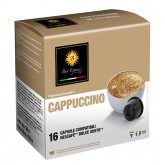 Cappuccino - 16 Coffee Capsules Dolce Gusto Compatible by Italian coffee