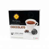 Chocolate - 16 velvety hot chocolate Capsules Dolce Gusto Compatible by Best Espresso**LEAVES WAREHOUSE FIRST WEEK OF OCT**
