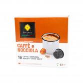 Hazelnut Coffee - 16 Hazelnut  Capsules Dolce Gusto Compatible by Best Espresso