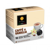 Vanilla coffee - 16  Capsules Dolce Gusto Compatible by Best Espresso