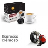 Cremoso- 16 Coffee Capsules Dolce Gusto Compatible by Best Espresso