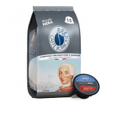 BLACK  Blend - 90 Dolce Gusto coffee capsules compatibile by Borbone