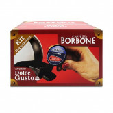 Tasting kit - 90 capsules Dolce Gusto compatible by Borbone