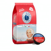 RED Blend - 90 Dolce Gusto coffee capsules compatibile by Borbone