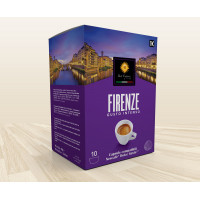 Firenze espresso intenso - 80 Coffee Capsules Dolce Gusto Compatible by Best Espresso