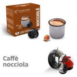 Hazelnut Coffee - 16 Hazelnut  Capsules Dolce Gusto Compatible by Italian coffee