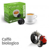 Organic Coffee - 16  coffee Capsules Dolce Gusto Compatible by Best Espresso