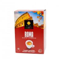 Roma espresso cremoso - 80 Coffee Capsules Dolce Gusto Compatible by Best Espresso