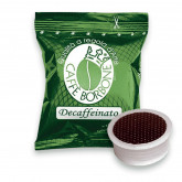 DECAF Blend - 50 Coffee Capsules Compatible Lavazza Espresso Point by Caffè Borbone **PRE-ORDER**