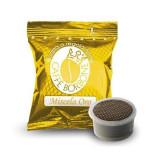 GOLD Blend - 100 Coffee Capsules Compatible Lavazza Espresso Point by Caffè Borbone