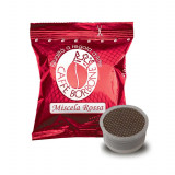 RED Blend - 100 Coffee Capsules Compatible Lavazza Espresso Point by Caffè Borbone