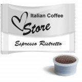 Ristretto 100 Espresso Point capsules  by Italian Coffee - 2x50