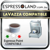 100 Coffee capsules Espresso Point compatible - Value pack