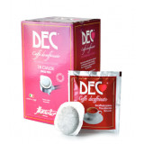 Dec - Decaffeinated coffeee 18 ESE Pods 44mm by Portorico Marzotto