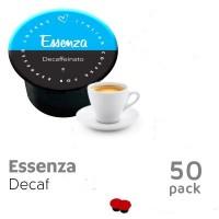 Essenza 50 capsules decaffeinated - BLUE by Italian Coffee
