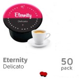 Eternity 50 capsules Delicato  - BLUE by Italian Coffee