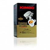 Espresso Gold 100% Arabica Coffee Pods  - 18 ESE Pods  by Kimbo