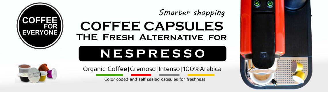 Smart shopping - best Nespresso Selection of capsules