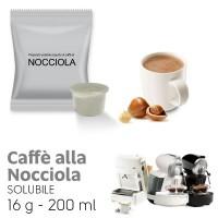 Hazelnut coffee - 25 EP MAXI Compatible capsules by Italian Coffee