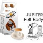Jupiter Full-bodied  25 Nespresso Compatible coffee capsules by Best Espresso -  Corposo -