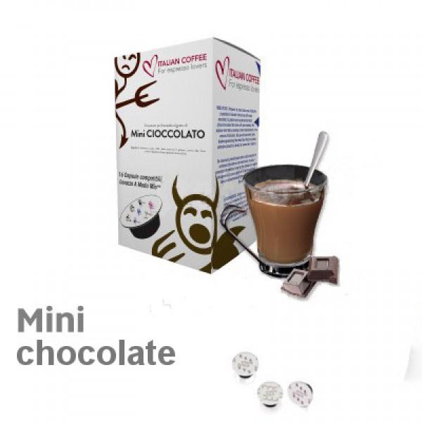 mini chocolate capsules a modo mio compatible. Black Bedroom Furniture Sets. Home Design Ideas
