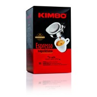 Espresso Napoletano - 18 ESE Pods of Traditional Coffee  by Kimbo