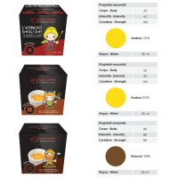 120 Bundle Pack Single Origin Nespresso Compatible Coffee Pods (Mixed Pack)