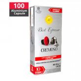 Cremoso New Aluminium Capsule Compatible Nespresso - Best Espresso