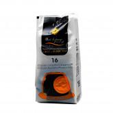 Amaretto Coffee 16 capsules Nespresso compatible by Best Espresso