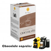 Mini Hot Chocolate  16 capsules Nespresso compatible by Best Espresso